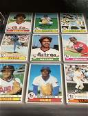1979 Topps Baseball complete set w/Ozzie Smith Rookie