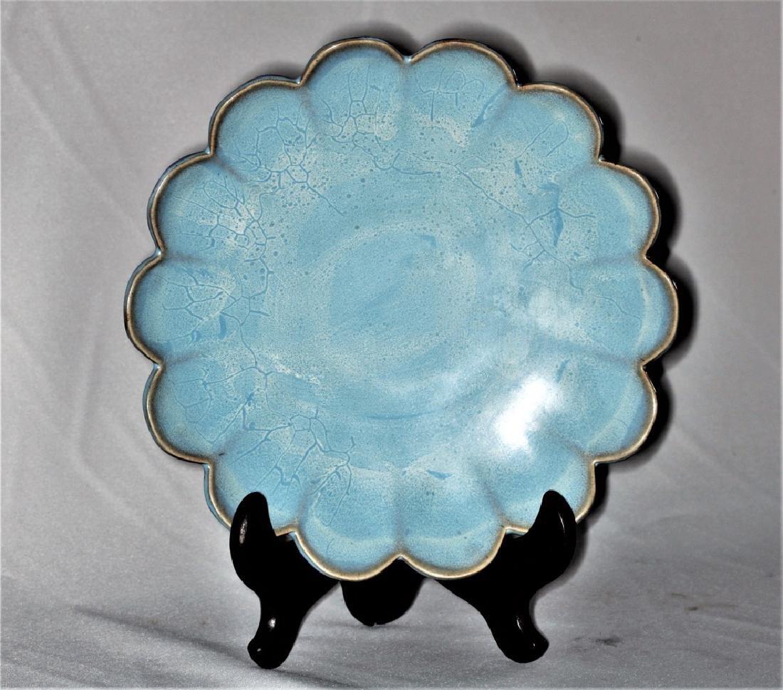 Chinese Song Dynasty Flambe Glazed Brush Washer - 2