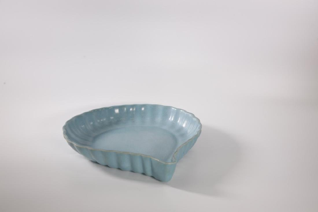 Chinese Song Dynasty RuYao Brush Washer - 6