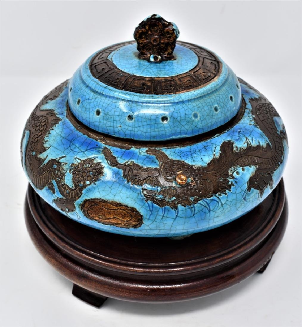 Chinese Five Dynasties Later Tang Dynasty Wood Kiln - 5