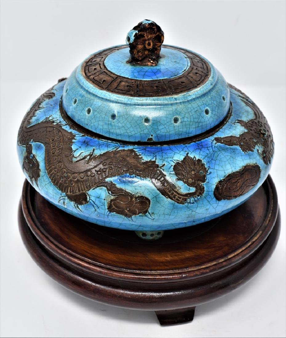 Chinese Five Dynasties Later Tang Dynasty Wood Kiln - 6