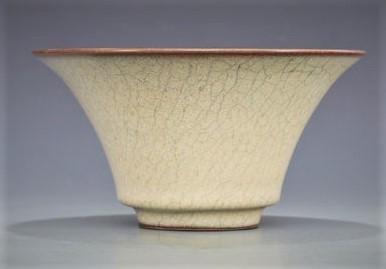 Song ge kiln cracked ice pattern Porcelain  teabowl