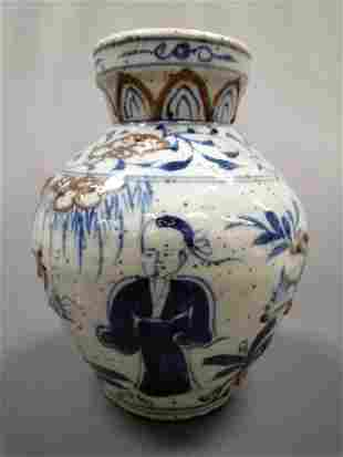 Chinese Song-style ceramics crackle glazed Porcelain