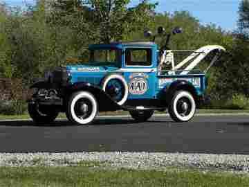 1930 Ford Model A Wrecker