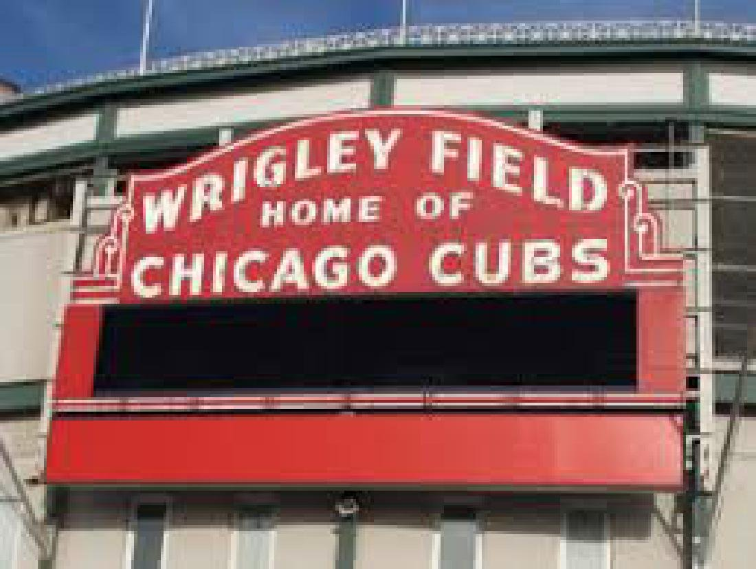 Wrigley Field Rooftop Experience!