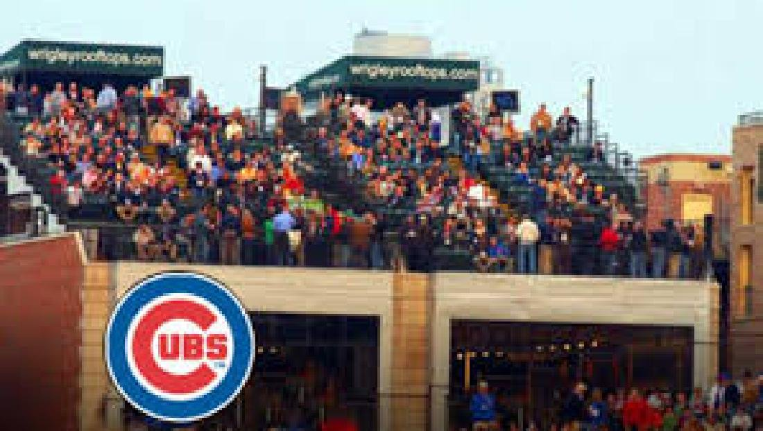 Wrigley Field Rooftop Experience! - 3