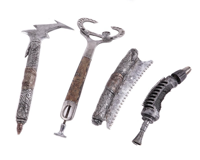 Alien vs. Predator: Requiem Surgical Tools