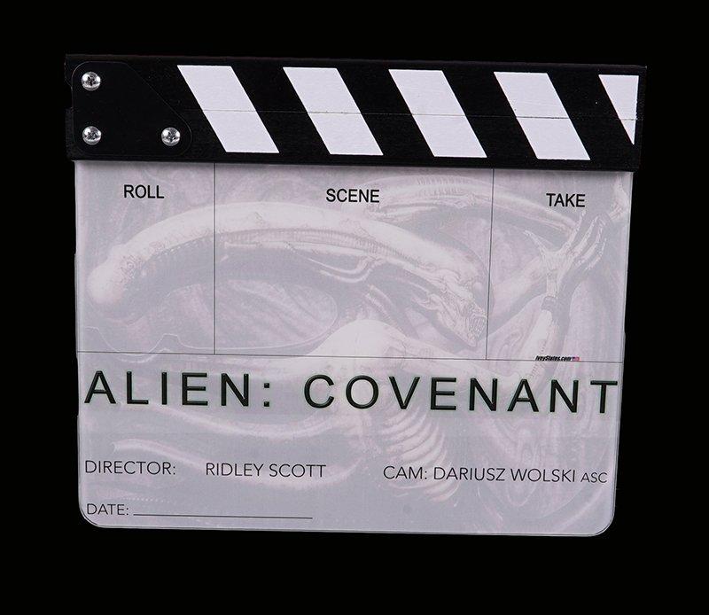 Alien: Covenant Clapperboard - 2