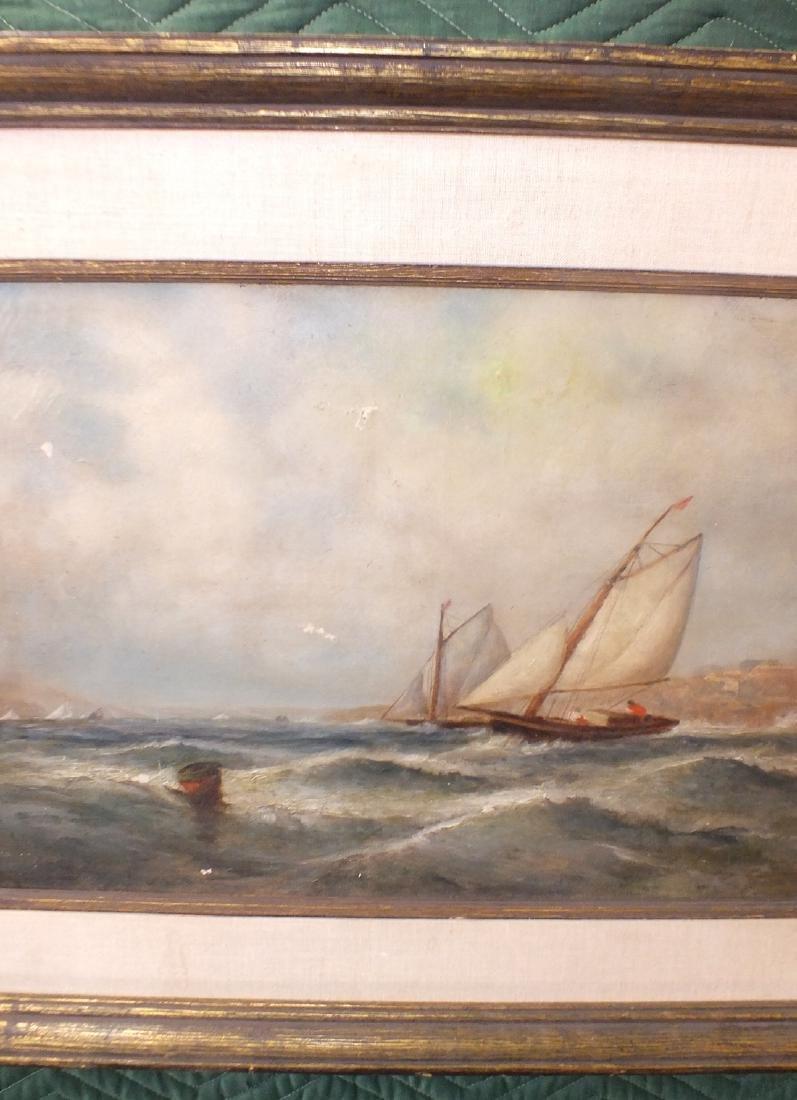 Oil/canvas Clarkson Stanfield - 3