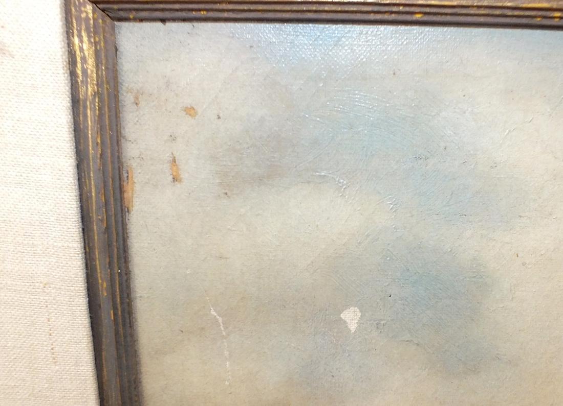 Oil/canvas Clarkson Stanfield - 5
