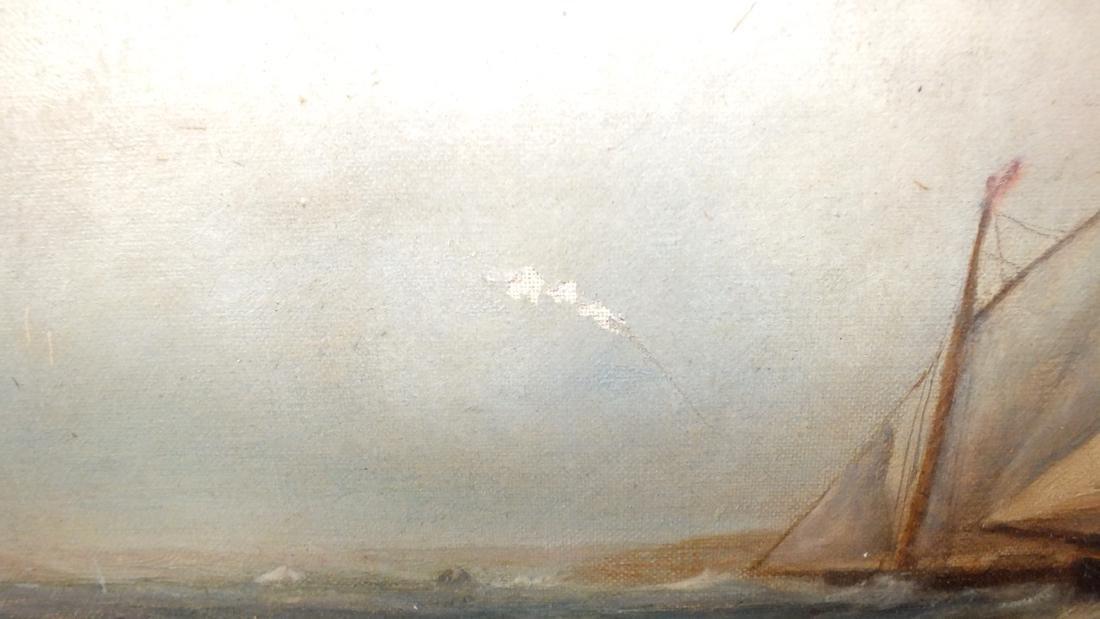 Oil/canvas Clarkson Stanfield - 7