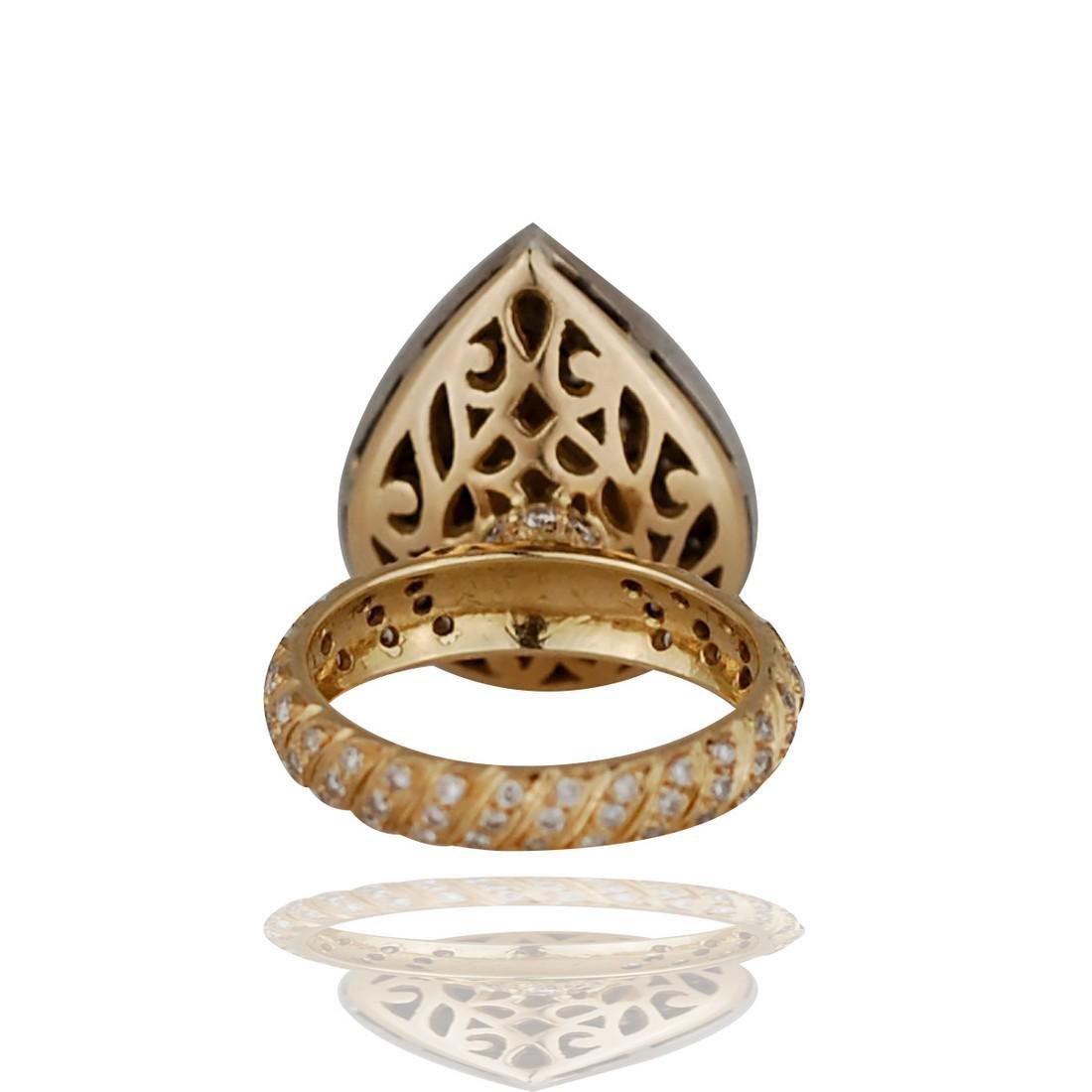 Gregorian, Solitaire Diamond, 1.65 tw, 14 Karat Two - 3