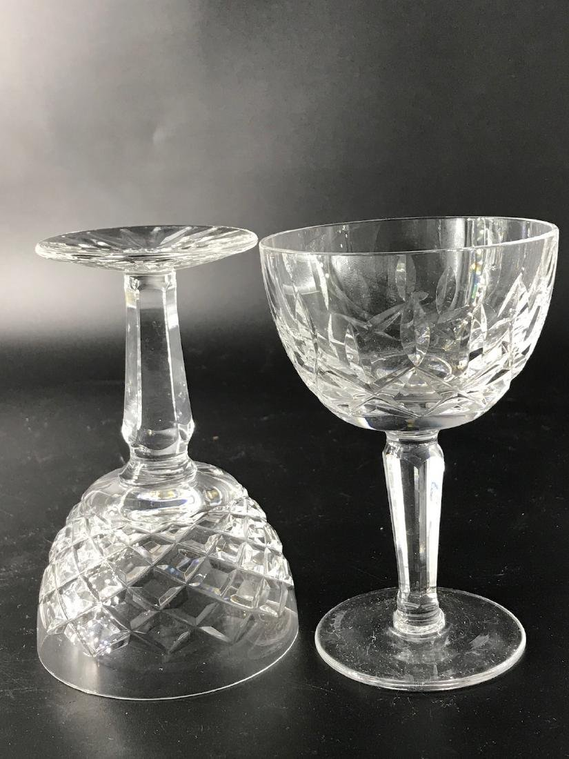 Waterford  Sherry or Wine 4-Glasses
