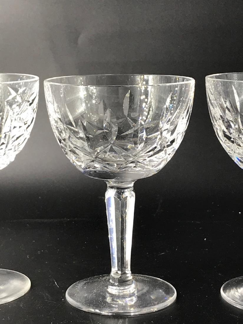 Waterford  Sherry or Wine 4-Glasses - 2