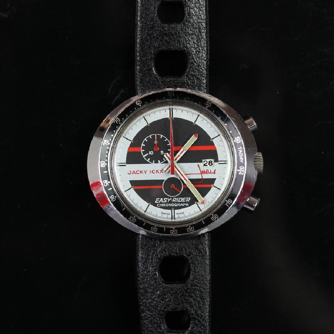*TO BE SOLD WITHOUT RESERVE* RARE GENTLEMEN'S HEUER