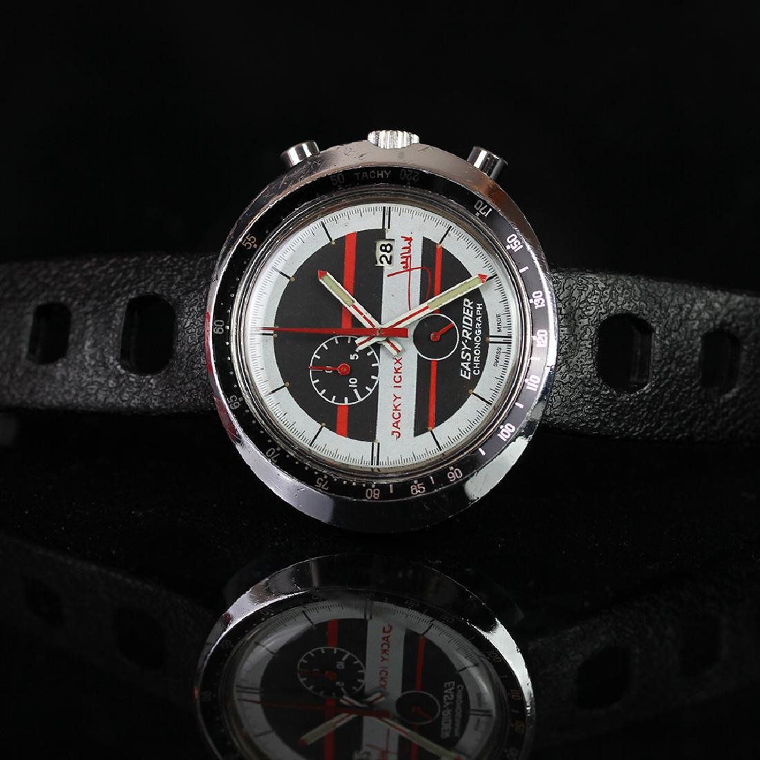 *TO BE SOLD WITHOUT RESERVE* RARE GENTLEMEN'S HEUER - 2