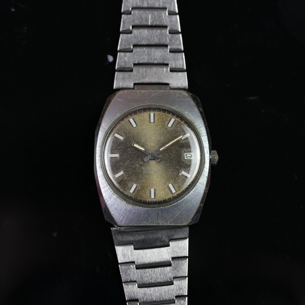 *TO BE SOLD WITHOUT RESERVE* GENTLEMEN'S SEKONDA PATINA