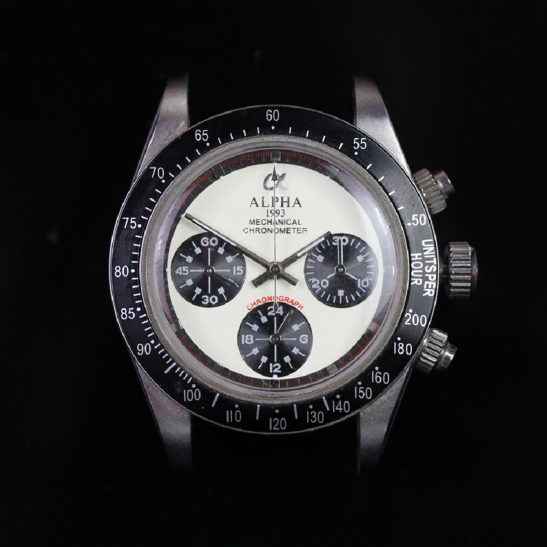 *TO BE SOLD WITHOUT RESERVE* GENTLEMEN'S ALPHA DAYTONA