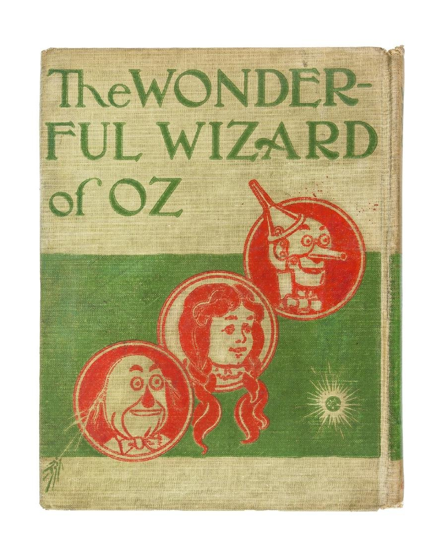 Wonderful Wizard of Oz First Edition Second State - 7