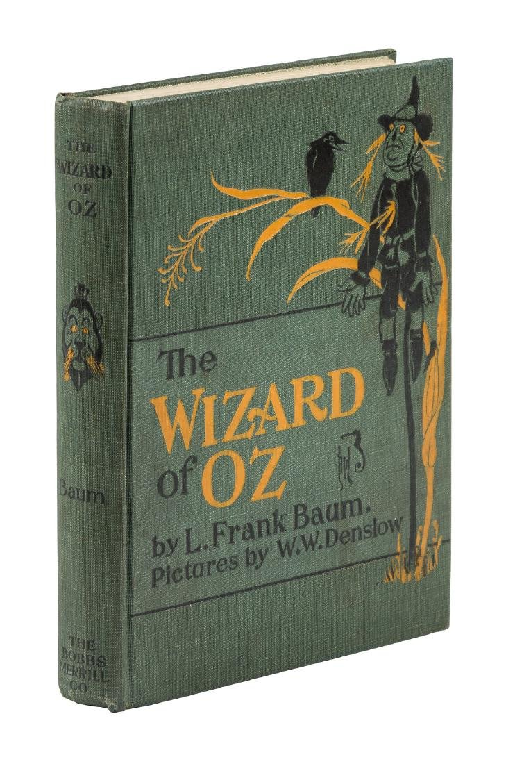 The New Wizard of Oz Second Edition, Second Printing