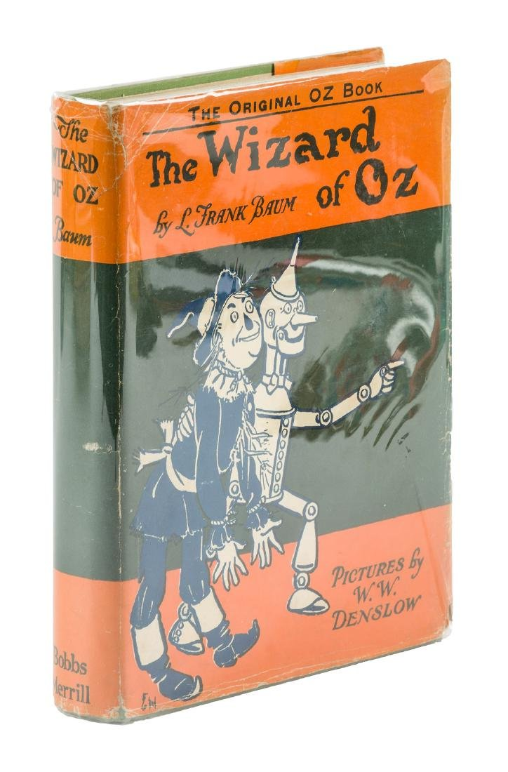 New Wizard of Oz Fifth Edition in original dust jacket
