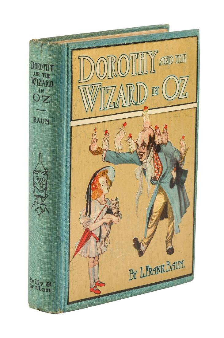 Dorothy and the Wizard of Oz second edition