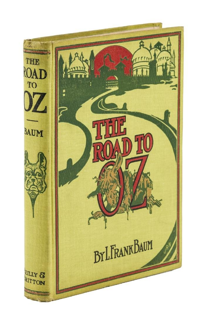 The Road to Oz first edition