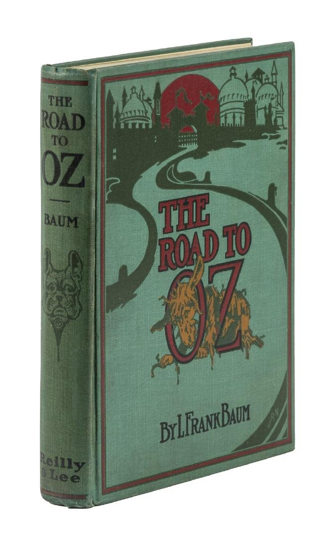 The Road to Oz fourth printing