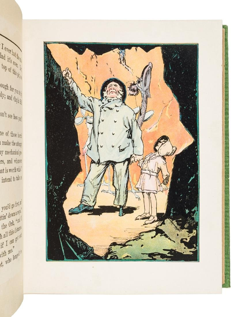 The Scarecrow of Oz in dust jacket - 5