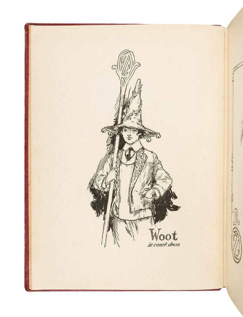 The Tin Woodman of Oz First Edition in dust jacket - 4