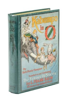 Kabumpo in Oz, First Edition