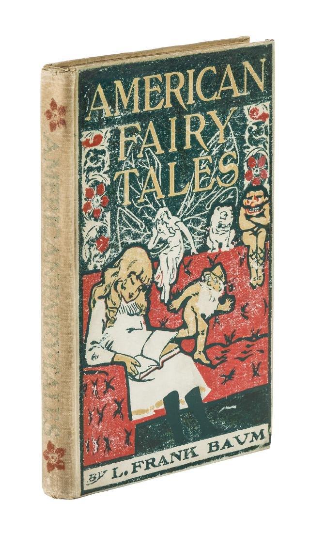L. Frank Baum's American Fairy Tales