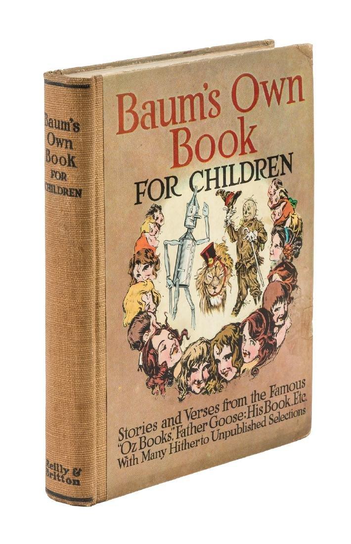 Baum's Own Book for Children