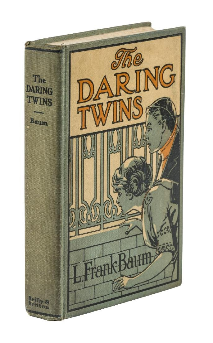 The Daring Twins by L. Frank Baum