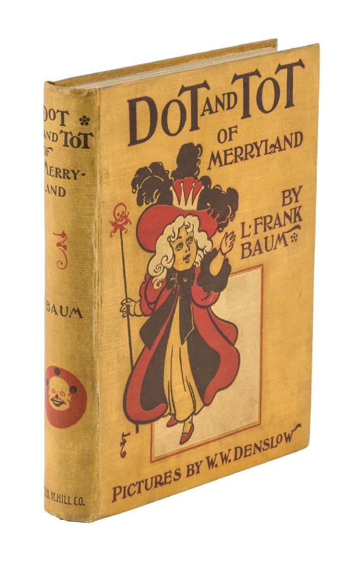 L. Frank Baum Dot and Tot of Merryland