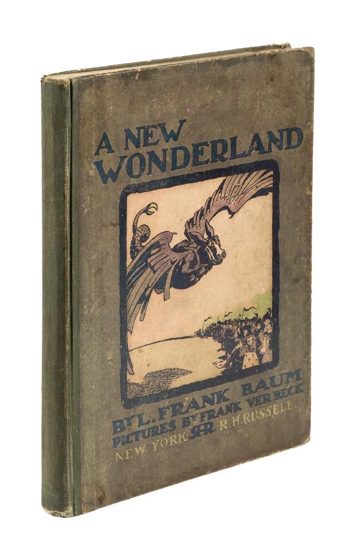 L. Frank Baum A New Wonderland 1900