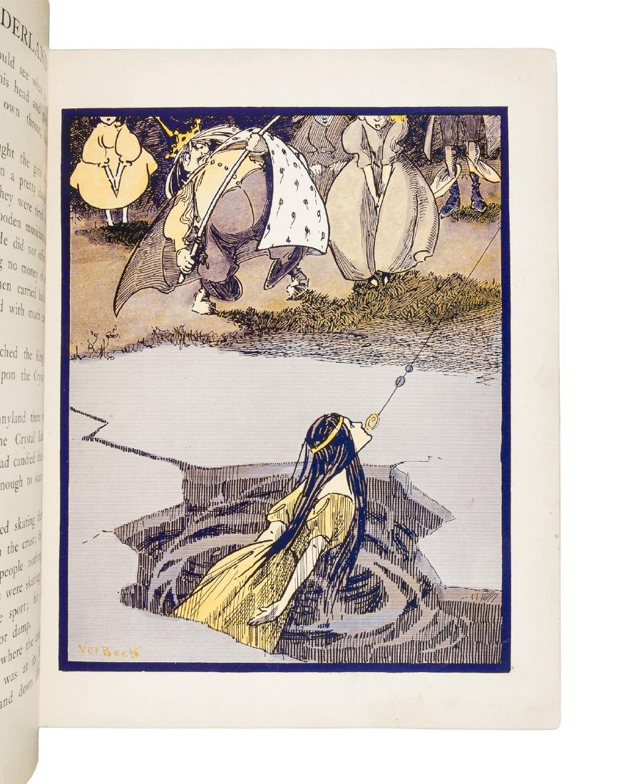 L. Frank Baum A New Wonderland 1900 - 3