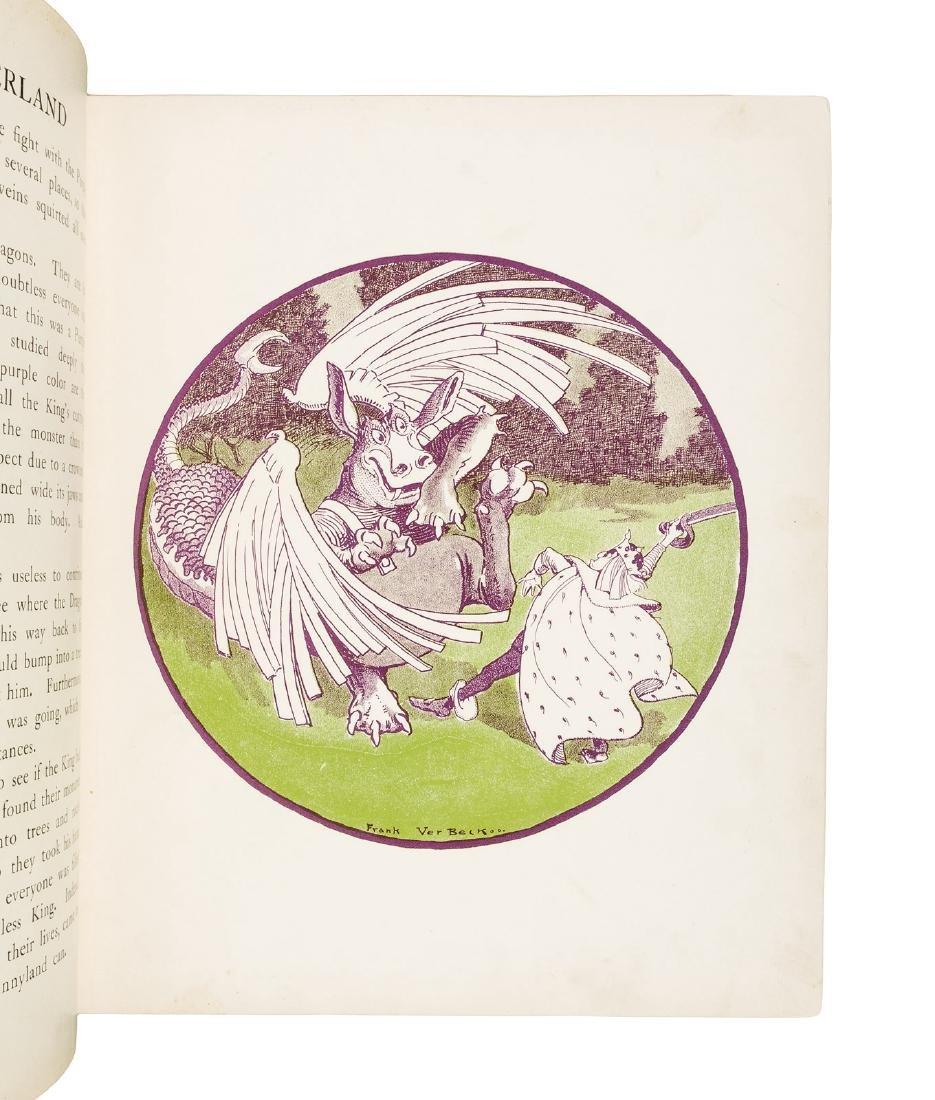 L. Frank Baum A New Wonderland 1900 - 4