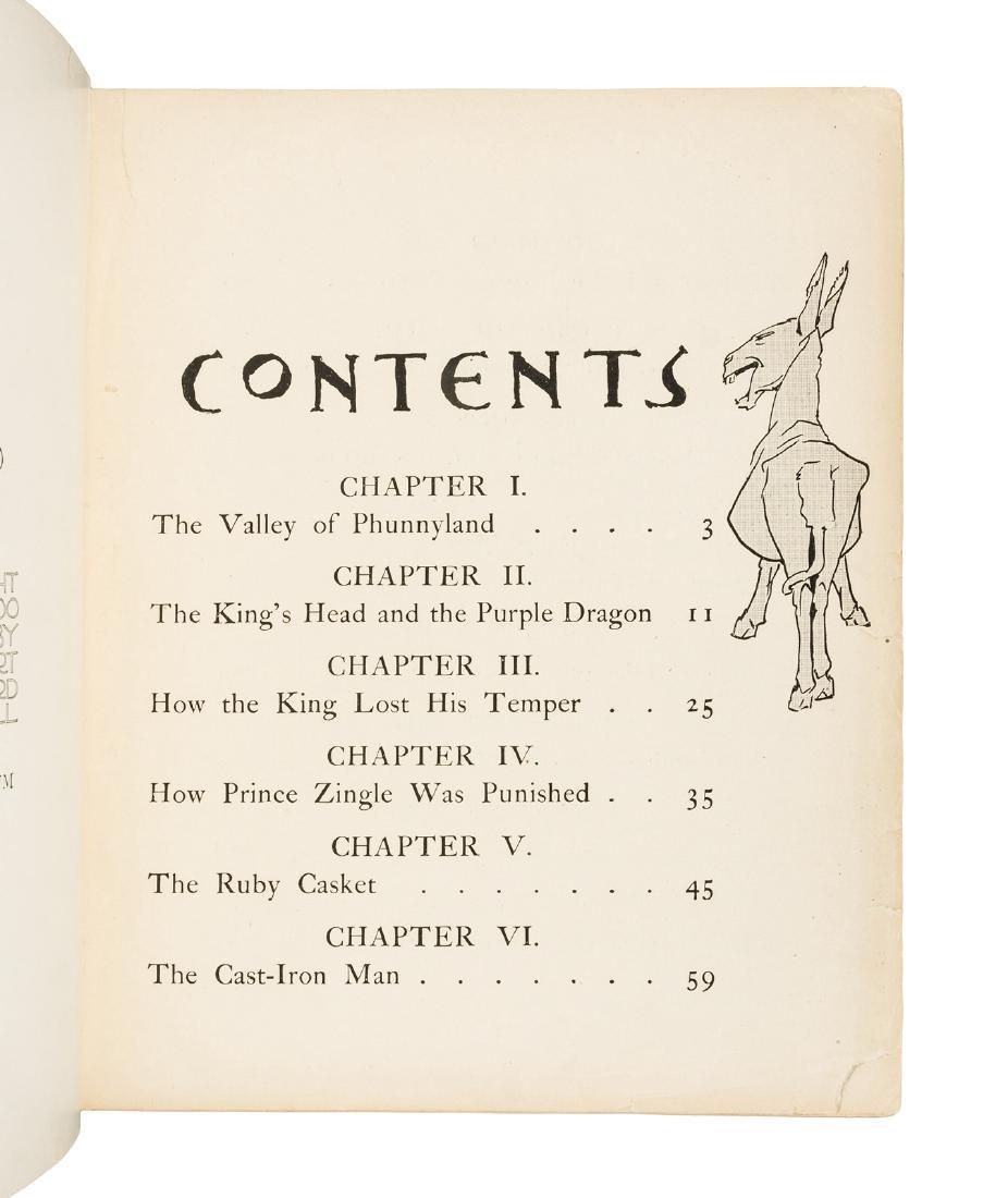 L. Frank Baum A New Wonderland 1900 - 5