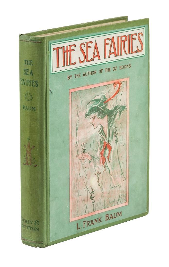 The Sea Fairies First Edition