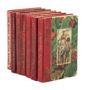 Baum's Christmas Stocking Series 7 volumes