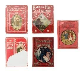 Children's books illustrated by John R. Neill