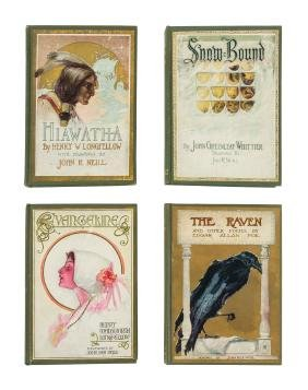 Poetry classics with John R. Neill illustrations