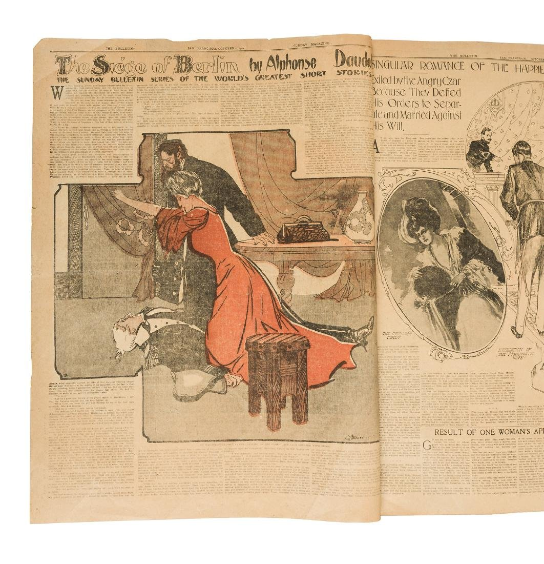 Rare Oz in San Francisco Bulletin 1904 - 2