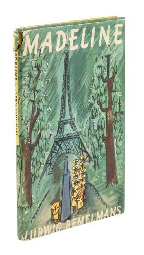 First edition of the first Madeline book