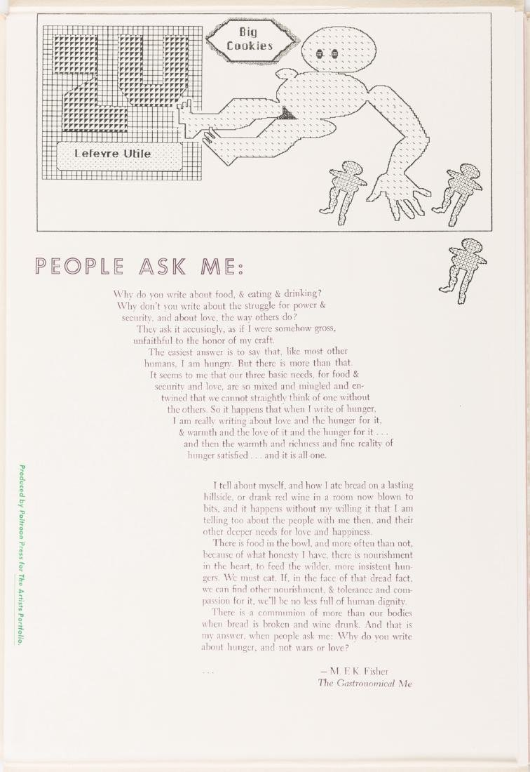 Aid & Comfort Artists Portfolio