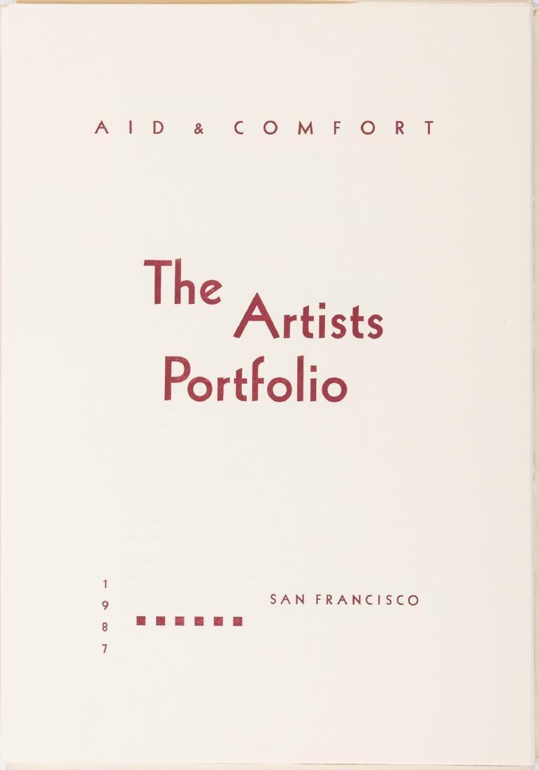 Aid & Comfort Artists Portfolio - 2