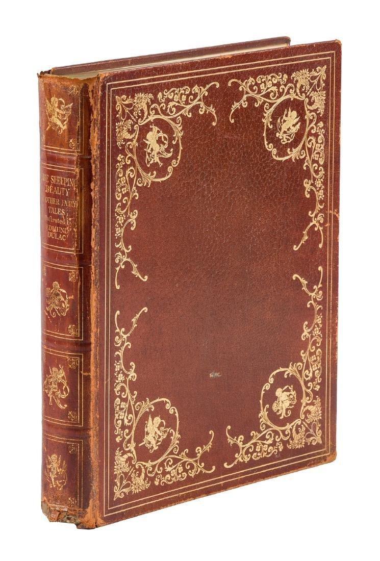 Edmund Dulac Sleeping Beauty Sgd Ltd. Ed.