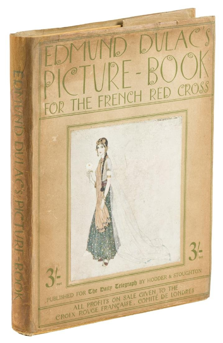 Dulac's Picture Book for the French Red Cross