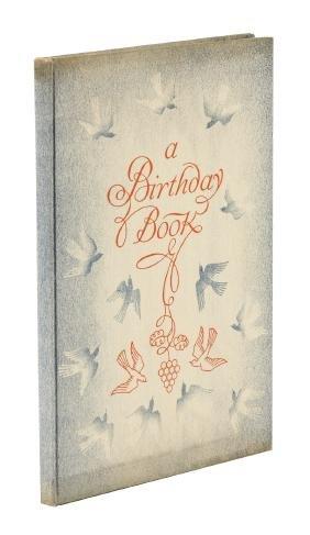 Rockwell Kent's Birthday Book